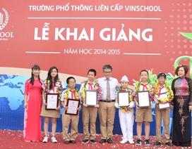 Cơ hội giành Học bổng Tinh hoa toàn phần cho học sinh THPT