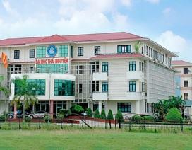 Đại học Thái Nguyên thông báo tuyển sinh Đại học, Cao đẳng hệ chính quy năm 2015