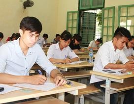 Hơn 950.000 thí sinh vừa hoàn thành bài thi môn Toán