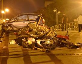 Lái xe hãng taxi gây tai nạn, doanh nghiệp có phải bồi thường thay lái xe?