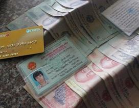 Độc giả Dân trí tìm người đánh rơi chiếc ví có số tiền lớn