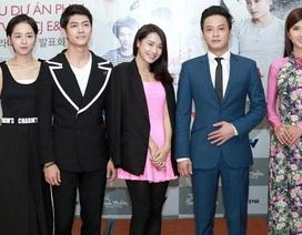 """Hồng Đăng không hề """"lép vế"""" trước thần tượng xứ Hàn Kang Tae Oh"""