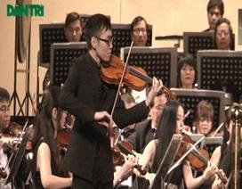 """Nhạc giao hưởng """"kén"""" khán giả Việt đến mức nào?"""