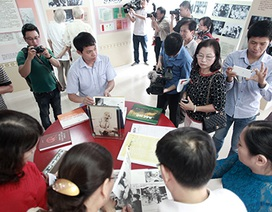 Nhiều tư liệu quý giá về Chủ tịch Hồ Chí Minh lần đầu được công bố
