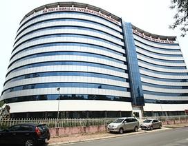 Bệnh viện triệu đô bỏ hoang giữa Hà Nội