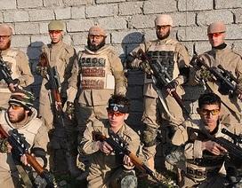 """Phiến quân IS """"khoe"""" ảnh các xạ thủ chuyên nghiệp"""