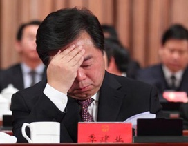 Cựu Thị trưởng Nam Kinh lĩnh án 15 năm tù vì tham nhũng