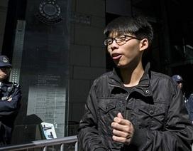 Các thủ lĩnh biểu tình Hồng Kông bị buộc tội
