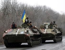 Ukraine sẽ thưởng tiền cho binh sỹ phá hủy vũ khí đối phương