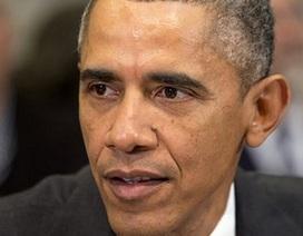 Tổng thống Obama: Chiến tranh Mỹ-Nga là không khôn ngoan