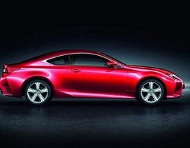 Lexus tăng sức cạnh tranh ở phân khúc xe thể thao với RC 200t