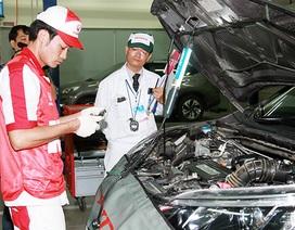 Honda Việt Nam tổ chức nâng cao tay nghề cho các kỹ thuật viên