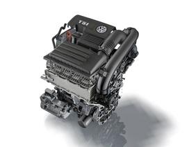 Volkswagen tiếp tục phát huy thế mạnh ở động cơ nhỏ