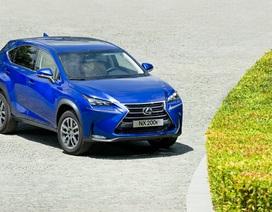 Lexus NX 200t tại Việt Nam có gì để cạnh tranh?
