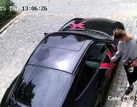 Clip hơn một phút khiến giới yêu xe nổi giận