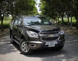 Chevrolet Colorado - Khẳng định vị thế phân khúc bán tải