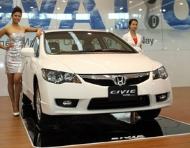Honda triệu hồi hơn 21.000 ôtô tại Việt Nam