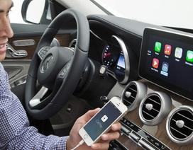 "Daimler ""nắn gân"" Apple và Google?"