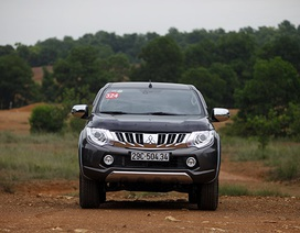Mitsubishi Triton - Gia tăng sự tiện nghi