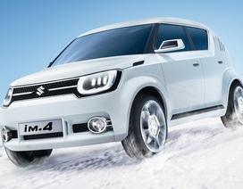 Suzuki tiếp tục phát huy thế mạnh xe nhỏ với iM-4 SUV