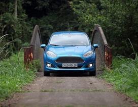 Gần 1.200 chiếc Ford Fiesta bị triệu hồi tại Việt Nam