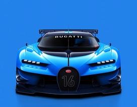 Bugatti công bố hình ảnh hypercar Vision Gran Turismo
