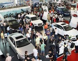 Thị trường ôtô trong nước tháng 8/2015: Duy trì nhu cầu