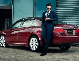 Honda Accord - Bạn đồng hành cùng doanh nhân trẻ thành đạt