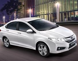 Honda nâng cấp City, giá từ 552 triệu đồng