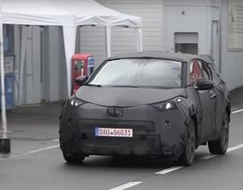 Toyota gấp rút hoàn thiện C-HR