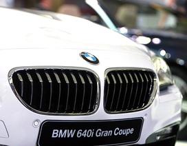 Những mẫu xe mới lần đầu tiên có mặt tại Việt Nam