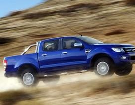 Phân khúc bán tải là của Ford  Ranger