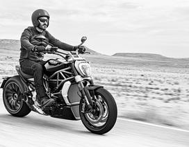 Ducati làm mới Diavel