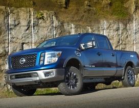 """Nissan trang bị động cơ """"khủng"""" cho xe Titan"""