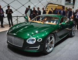 Bentley bật đèn xanh cho dự án xe cỡ nhỏ