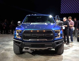Ford phát triển động cơ diesel cho F-150