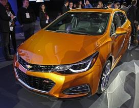 Chevrolet Cruze hatchback 2017 chính thức ra mắt