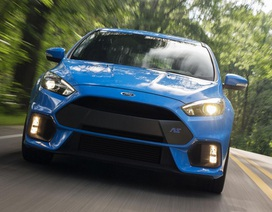 Focus RS xuất xưởng – Giá bán từ 35.700 USD