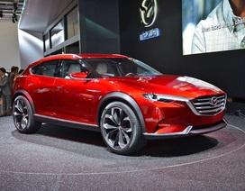 """""""Lộ"""" hình ảnh Mazda Koeru tại Trung Quốc"""