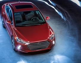 Hyundai Elantra tại Mỹ giá từ 17.150 USD