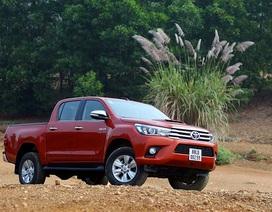 Toyota Hilux mới - Sự cách tân mạnh mẽ