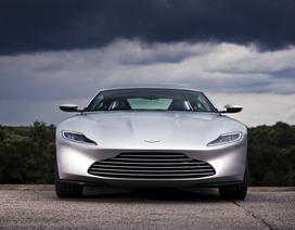 Aston Martin đấu giá xe trong phim 007