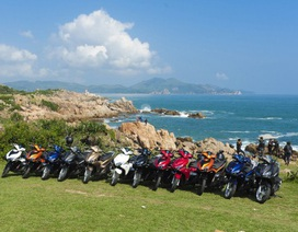Hành trình khám phá đất nước cùng Honda AirBlade