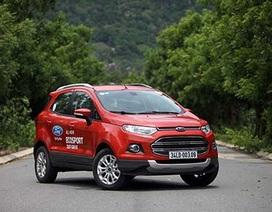 Ford Việt Nam triệu hồi hơn 720 chiếc Ecosport