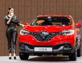 Renault Koleos sẽ được sản xuất tại Trung Quốc