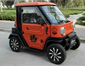Ôtô điện Trung Quốc chưa đủ điều kiện được lưu thông