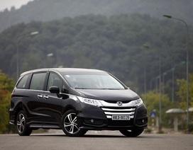 Honda Odyssey gia nhập phân khúc minivan tại Việt Nam