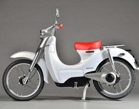 Honda EV-Cub sẽ sớm có mặt trên thị trường