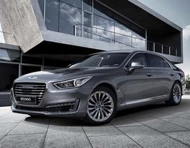 Hyundai tiếp tục cuộc chiến trên phân khúc xe sang cỡ lớn