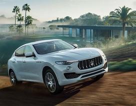 Maserati Levante có giá bán, bất lợi trước đối thủ Porsche Cayenne?